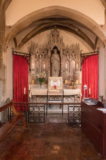 Altar of the Sacred Heart