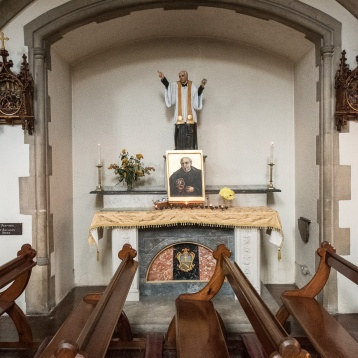 St Vincent Pallotti's Altar