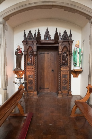 Confessional Room