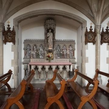 St Joseph's Altar