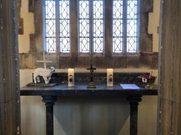 Marianne Patmore Memorial Chapel